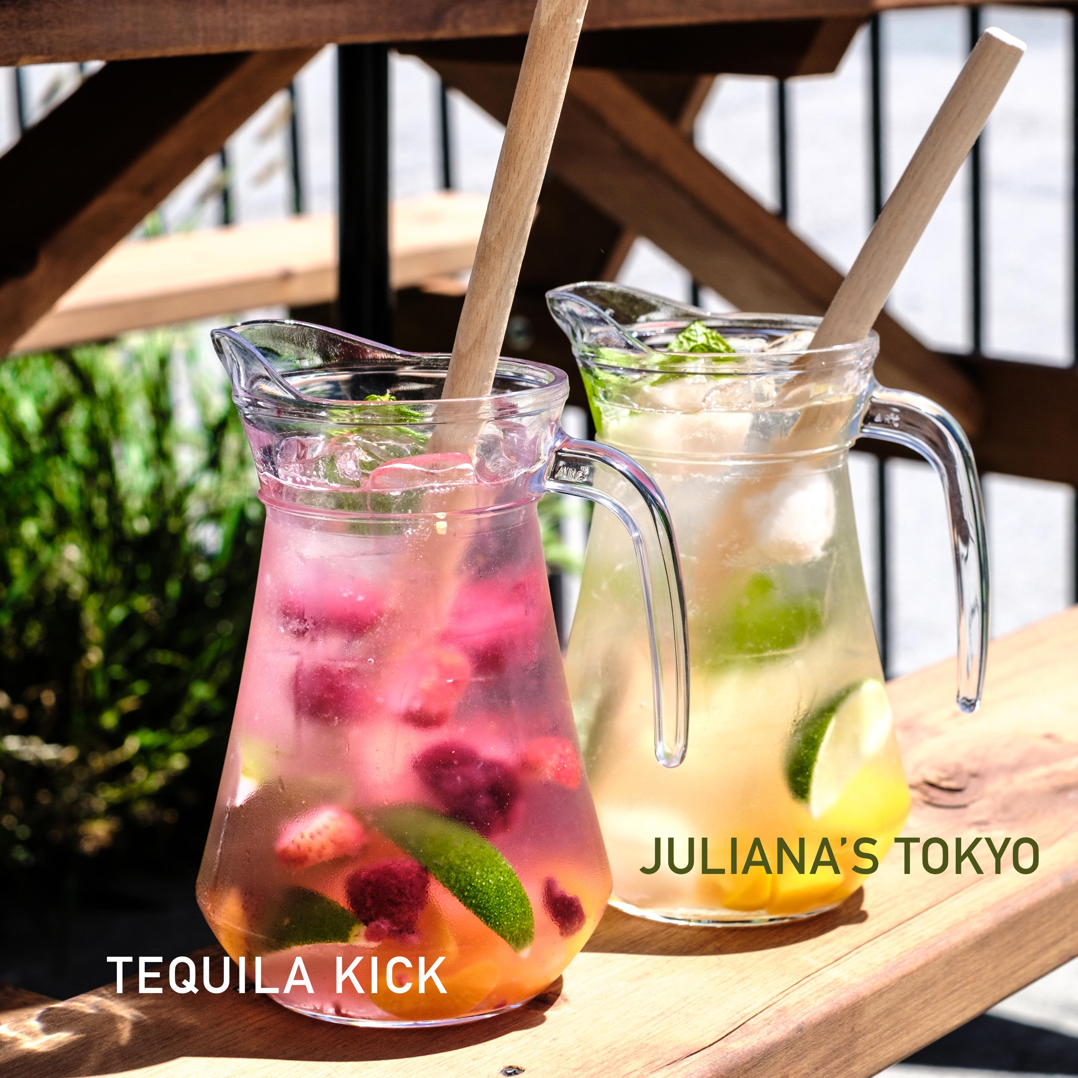 Juliana's Tokyo & Tequila Kick