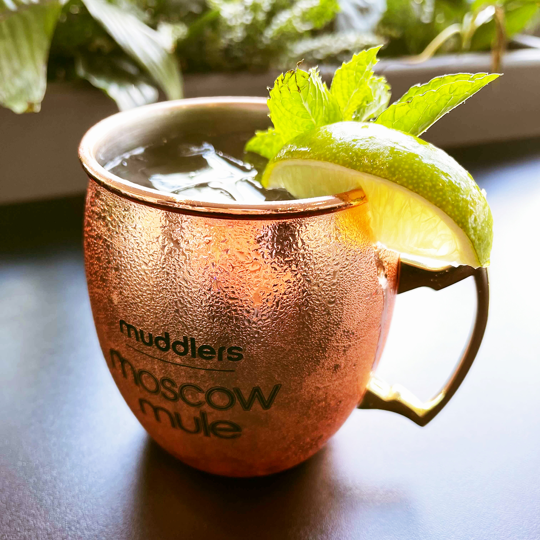 P49 Muddlers: Moscow Mule