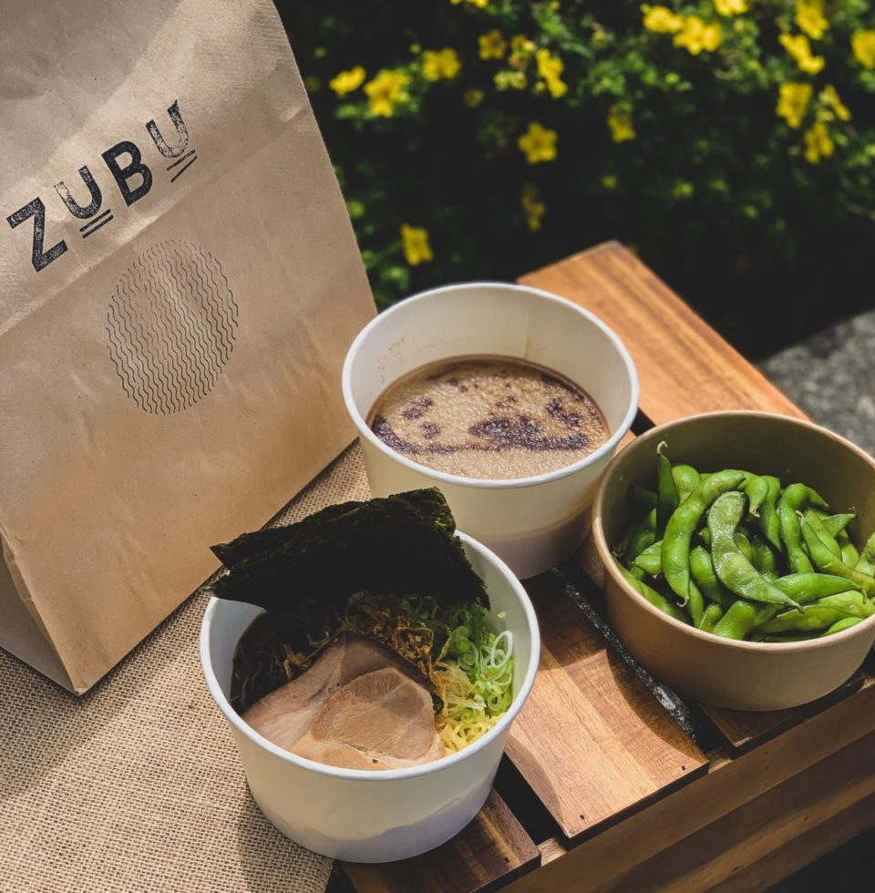 Enjoy ZUBU from the comfort of your home with online pick-up orders.