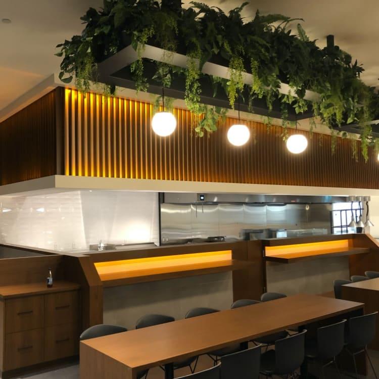 ZUBU Ramen restaurant store interior